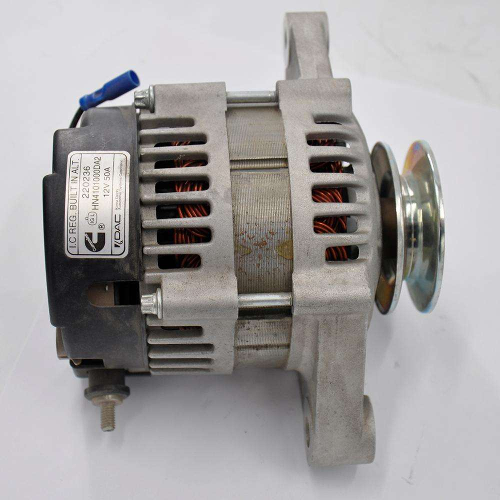 Mesin Diesel Spare Part A2300 HN4101000DA2 220236 4900261 Alternator