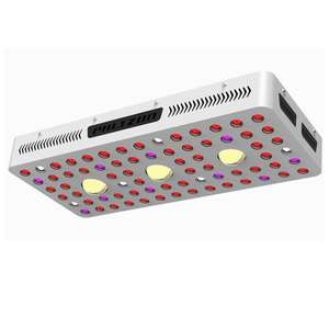 Phlizon Hydroponic COB 1500W indoor growing Led grow Light Agriculture systems Full Spectrum plant growth lighting