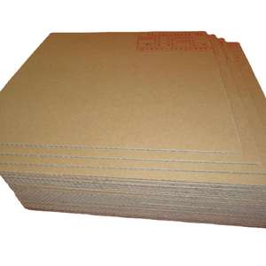 Customized Cheap Corrugated Paper Sheet for Packaging Carton Box
