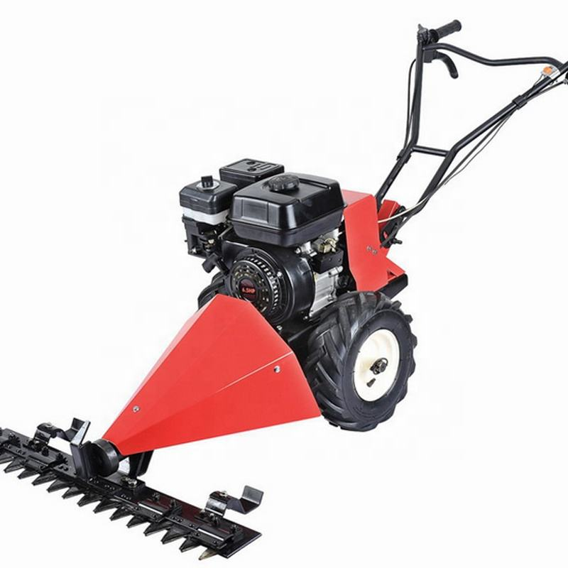 Strong power 6hp diesel brush cutter cut grass machine