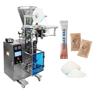 Automatic vertical mini bag 5g 8g hotel sugar sachet stick packing machine