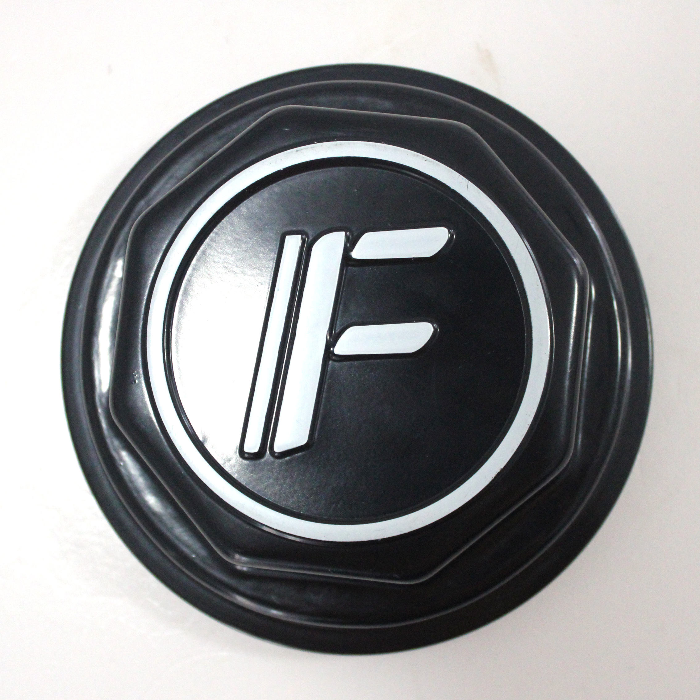 Trailer Spare Parts Hub Covers with Brand Fuwa Trailer Axle