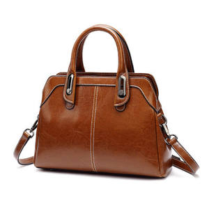 Wholesale 2020 New Style Messenger Handbag Fashion PU Large Capacity Women Bag Handbag
