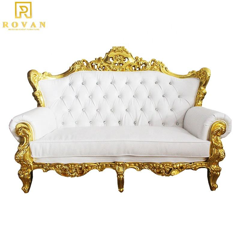 wedding chairs for bride and groom sofa chair wooden throne sofa chair