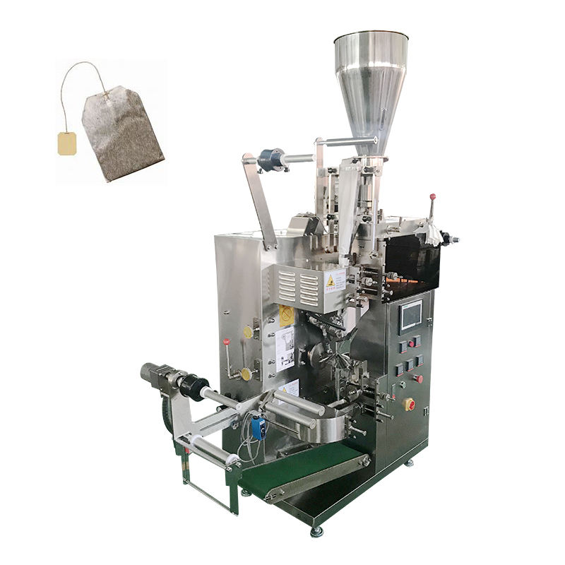 Best price high efficiency automatic tea bag packing machine or food bagger with back seal