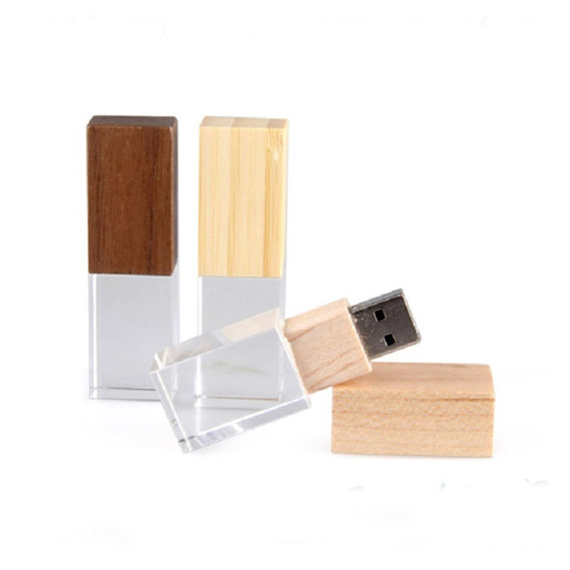 China Suppliers Metal Wooden Usb Flash Drive Acrylic Usb 2.0 3.0 Flash Drive Usb Memory Stick Pen Drive