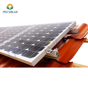15KW Tiles Roof Solar Mounting System for Home Use
