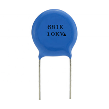 High Voltage Ceramic Capacitor 681K 10KV 680PF 0.68NF
