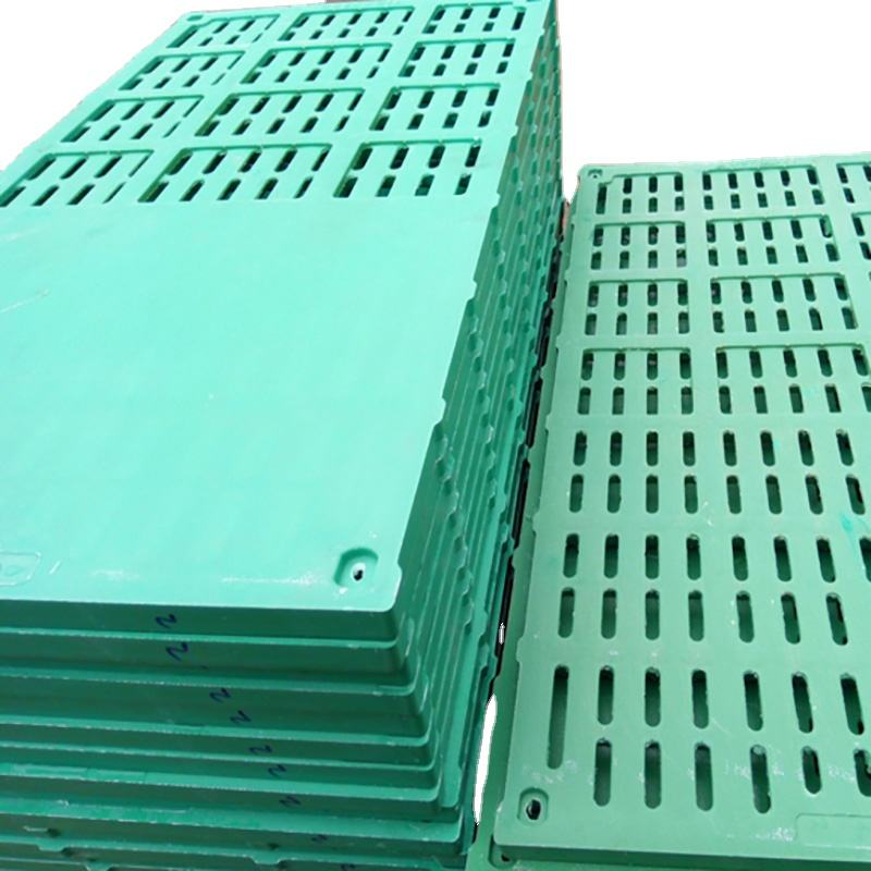 Poultry Slats Dung Equipment goat plastic slat floor for pigs pig farm floor