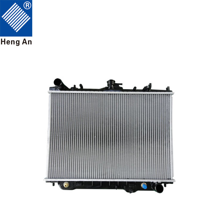 Auto spare parts pa66 gf30 Aluminum radiator for peugeot 106 207 307 404 405 504 505 607