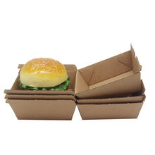 Customized kraft snack box cardboard,children snack box,snack box packaging