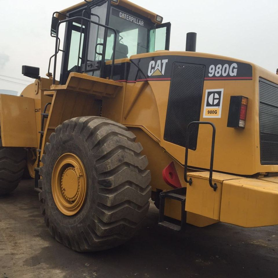 Used CAT 980G Wheel loader