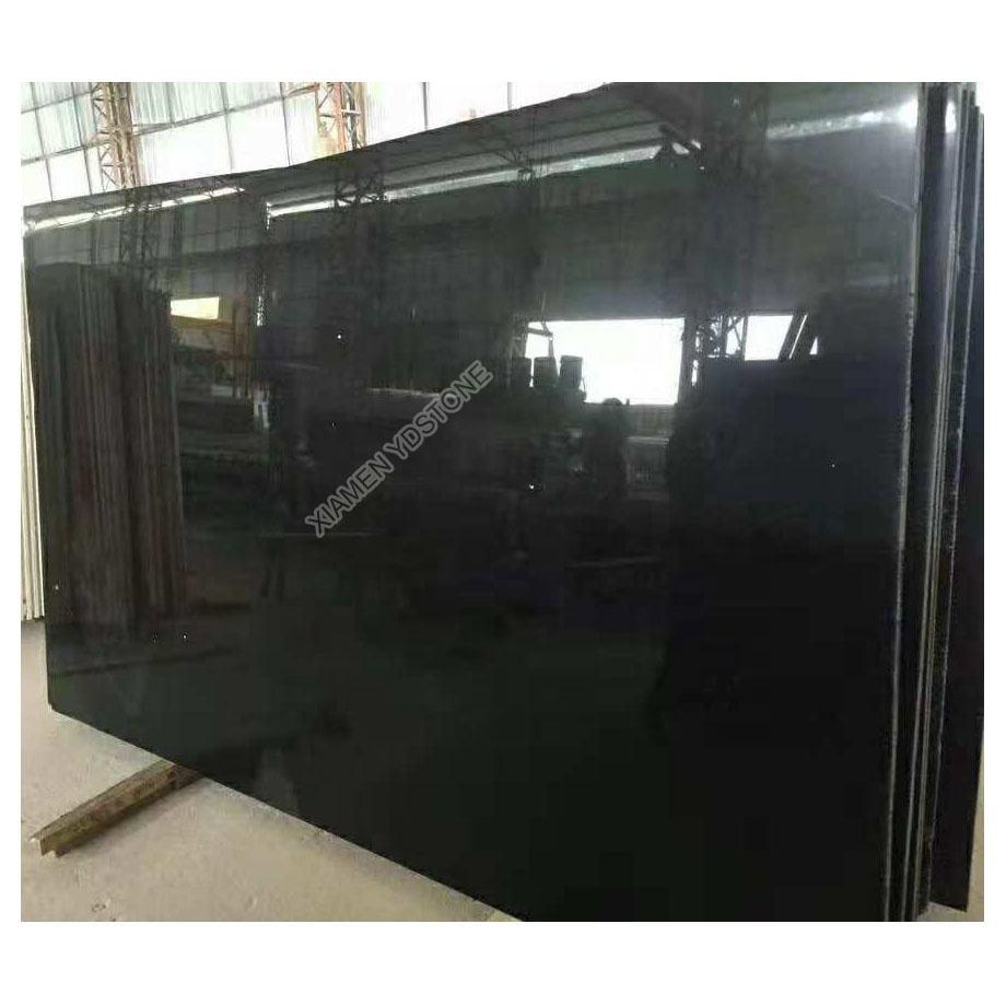 Polishing stones kitchen tiles top table China shanxi absolute black granite