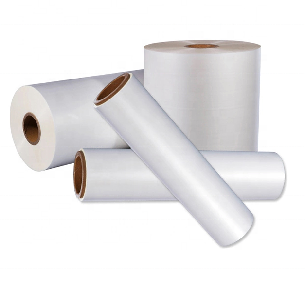 Multiple Extrusion 25 micron BOPP Material Thermal Laminating Roll Film