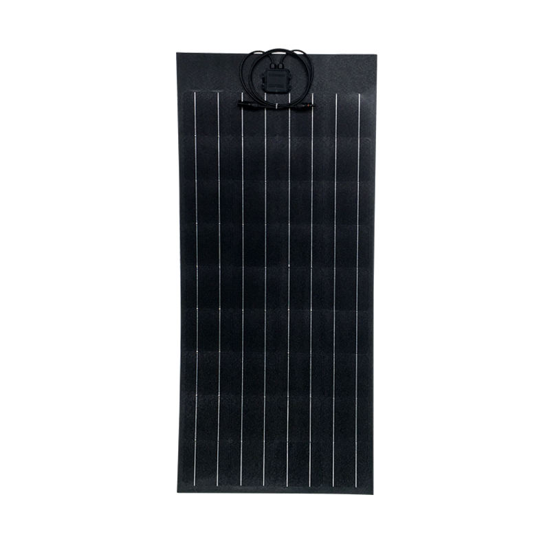 panel solar flexible 24 v 100 w solar panel system power made in china