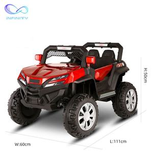 2020 newest cheap price kids electric remote control car toys rc home use ride on off road car for children to drive
