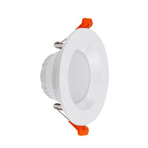 Hogar Inteligente 4 pulgadas 10w 12w smd led down light para interior