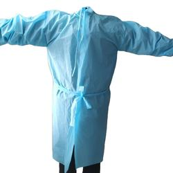 Disposable CPE apron gowns with ce and FDA CERTIFIED ASTM F1670 LEVEL3 PASSED