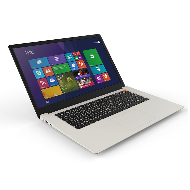 Shenzhen OEM ODM Laptop 15.6 inch Cherry Trail Z8350 Quad Core Cheap Business Notebook