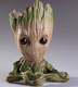 Free Shipping Guardians Galaxy Super Heroes Groot Action Figure Tree Man Toy Home Deck Decoration