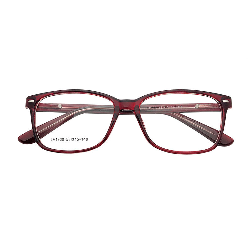 red glasses frames stock cheap wholesales CP spring hinge glasses frames