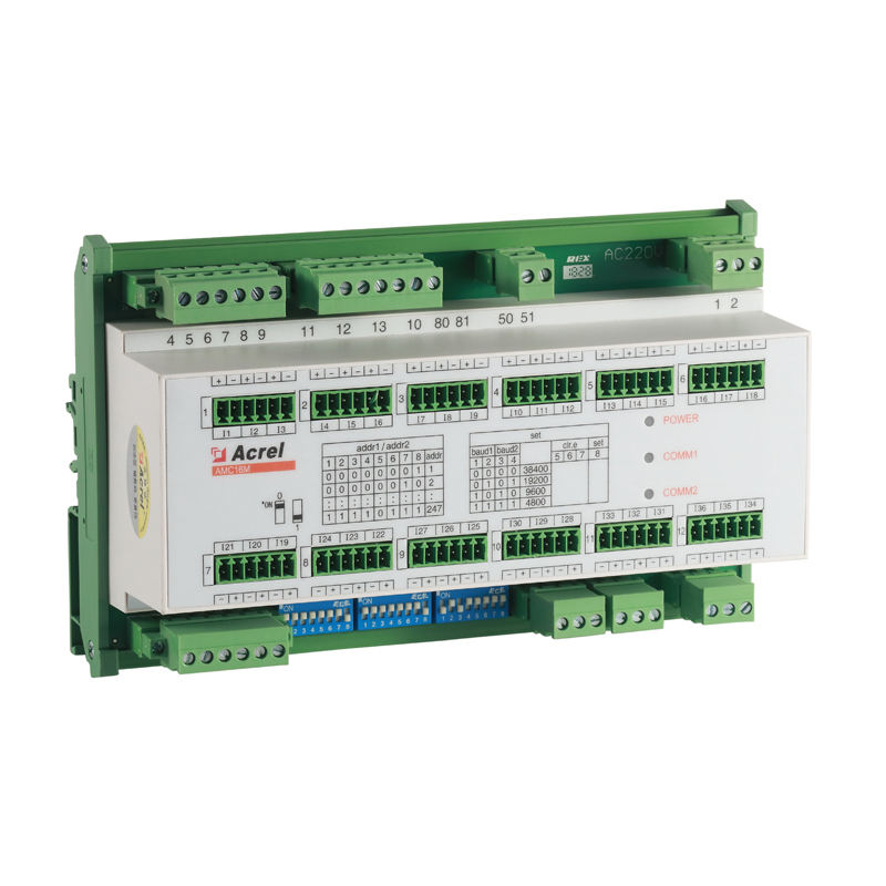 multi branch DC meter for telecom station data center monitor device