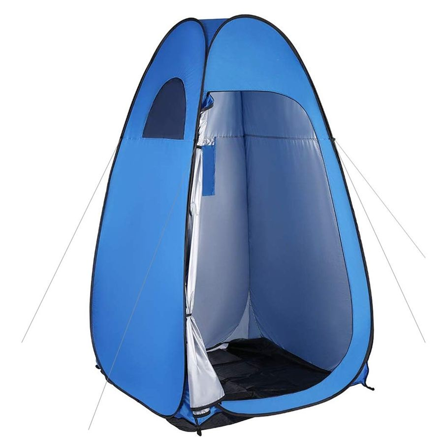 Portable Pop Up Changing Room Toilet Shower Dressing Fishing Bathing Tent
