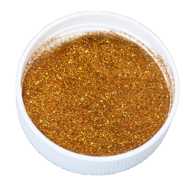 50g Cosmetic Powder Glitter Dark gold Pigment For DIY Crafts, Artificial Flowers, Beauty Nail