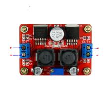 Factory Price DC DC step up and down buck converter module Lifting pressure module 3.5-28v to 1.25-26V Adapter solar panels