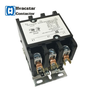 CUL 3P/ poles 50A 277V Definite Purpose DP dp magnetic contactor for telemecanique contactor type/electric AC contactor