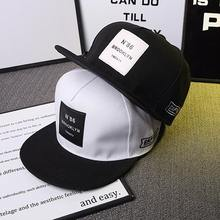 Fast Delivery DIY Logo Cotton Plain Customize Plain Snapback Hats