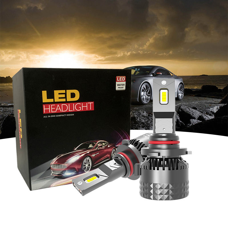 Auto Lighting System Canbus Wholesale 9005 Led Head Light H4 Car Led Headlight 120w 12000lm DP