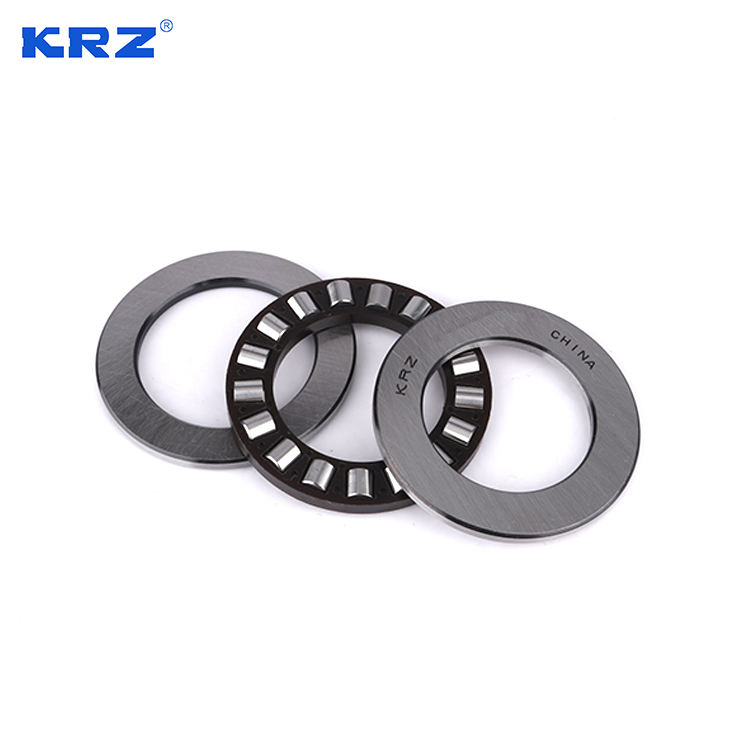 Partial Journal Parallel-Roller Magnetic Thrust Bearing