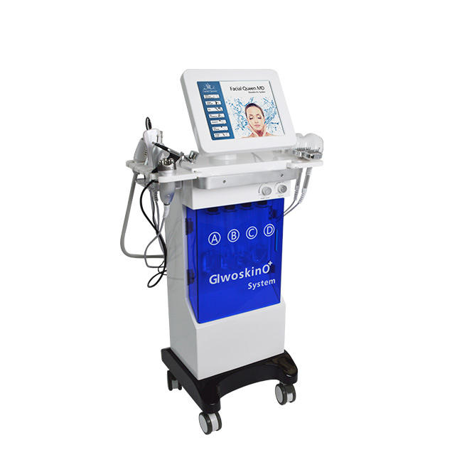 Factory price vertical bio hydrodermabrasion facials and san rafael machine
