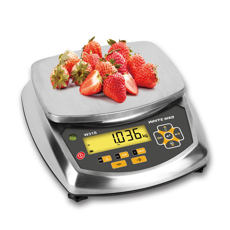 30kg Electronic Weighing Balance Scale Digital Weight Machine