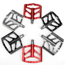 AMAZON HOT SALE BICYCLE PEDAL 3 SEALED BEARING PEDALS FOR ROAD  ALUMINUM ALLOY CNC BIKE PEDALS