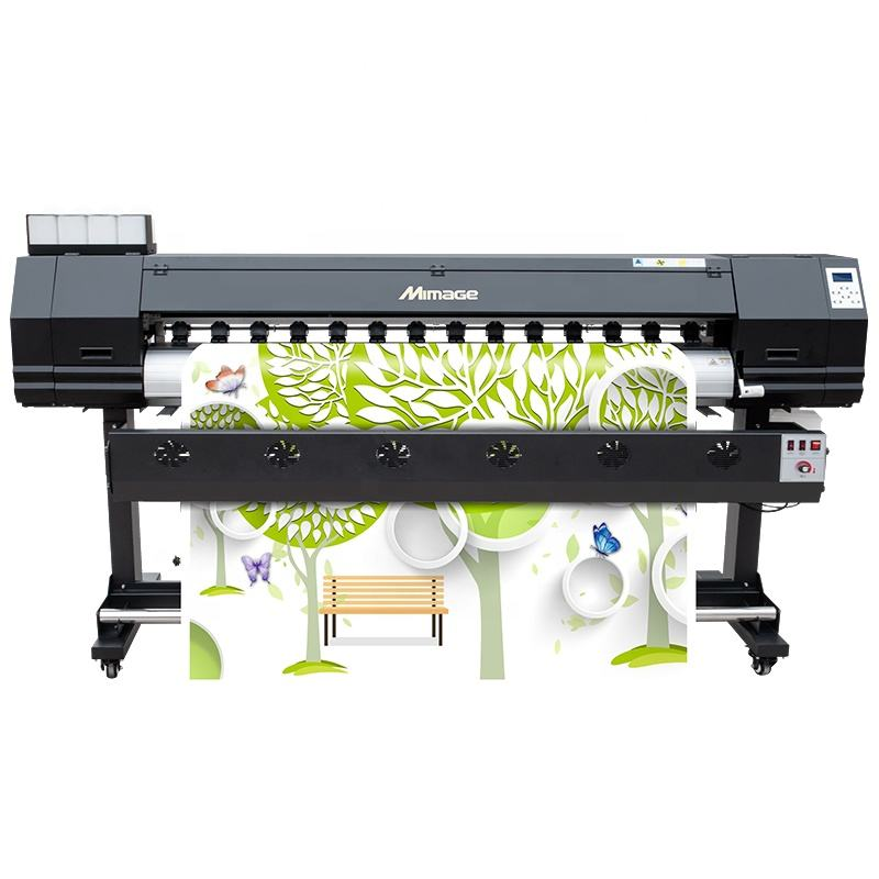1.6 M DX5 Printkop Indoor Outdoor Sublimatie Printer Voor Textiel Drukmachine