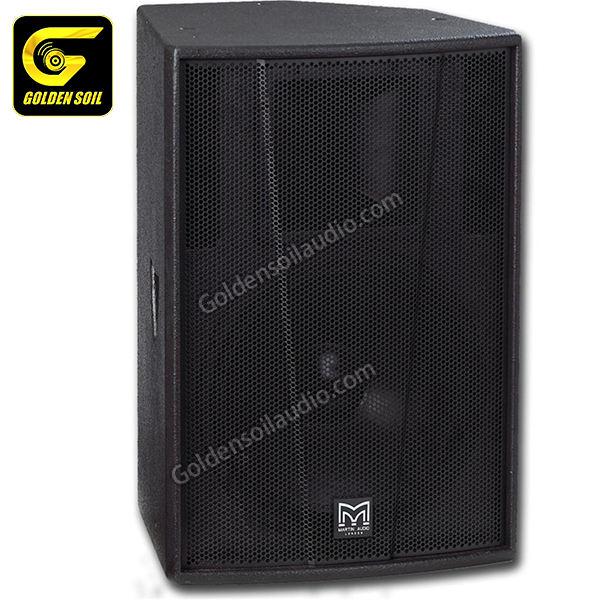 Martin Estilo F12 12 Polegadas Orador Gama Completa de Alta Qualidade Passiva Orador Fase de Áudio Para Ao Ar Livre