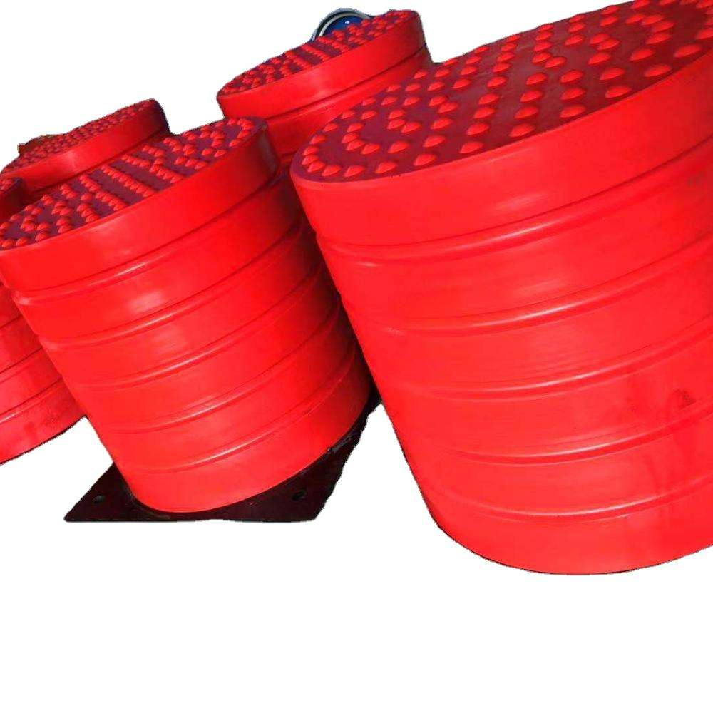Crane buffer Trolley buffer Dock Rubber Bumpers