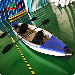 China factory cheap inflatable rowing boats for kayak popular drop stitch inflatable raft