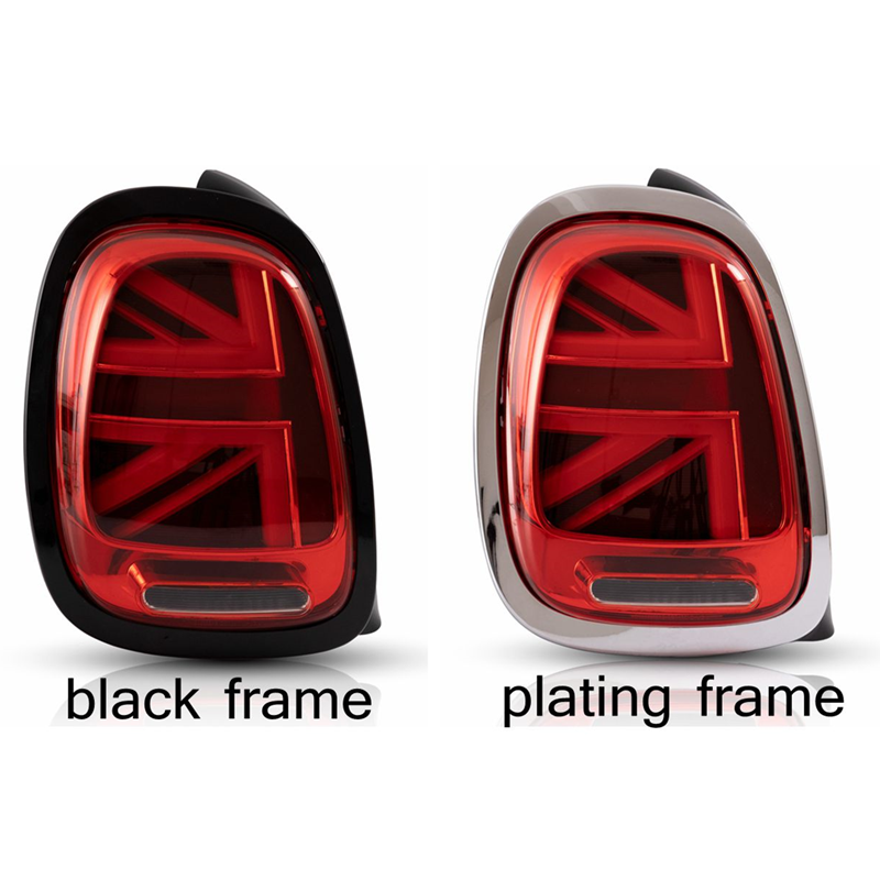 Vland car assembly LED taillight 2014-2019 for F55 F56 F57 tail lights for BMW mini F55 F56 F57 cooper LED rear lamp