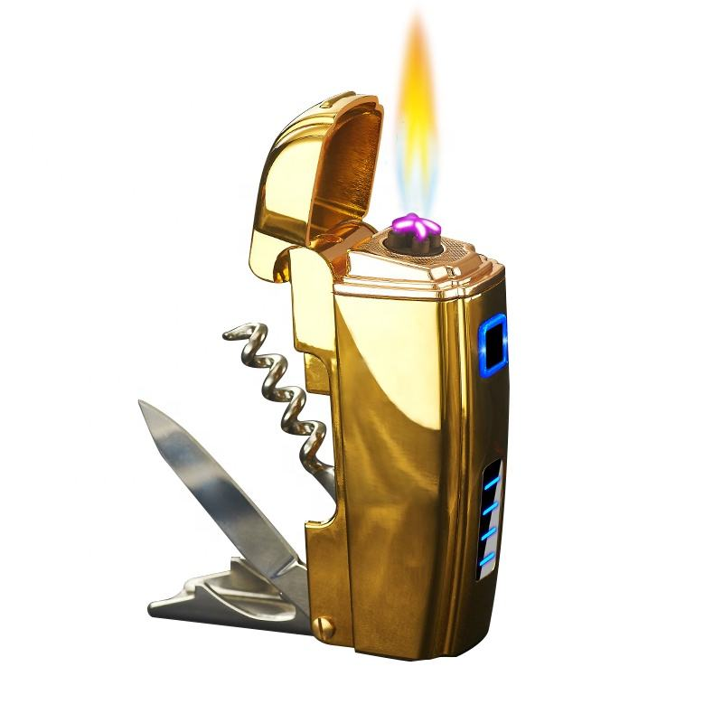Lovisle Cigar Lighter With Wine Opener From Lighter Company Direct Wholesale