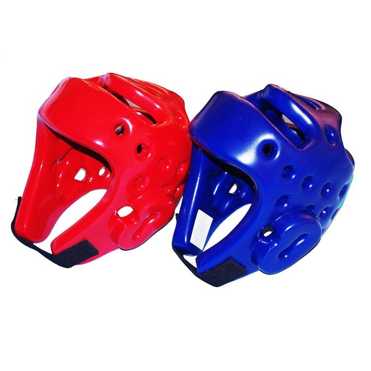 Martial Arts Taekwondo Karate Dipped Foam Head Helmet Protector Guard Headgear