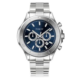 All Stainless Steel Chronograph OS20 Miyota Movt Quartz Wrist Modern Watches for Men Brand from China