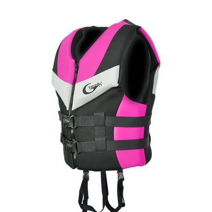 Wholesale fishing life vest for fishing swimming saving with high buoyancy life jacket