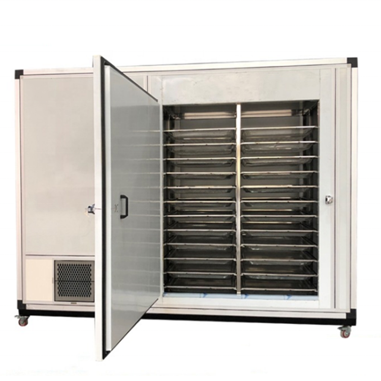 Hello River Brand Electric Dryer 30 Trays Industrial Food Dry Machine Dryer for Fish Cabinet Type Drying Oven For Marine Fish