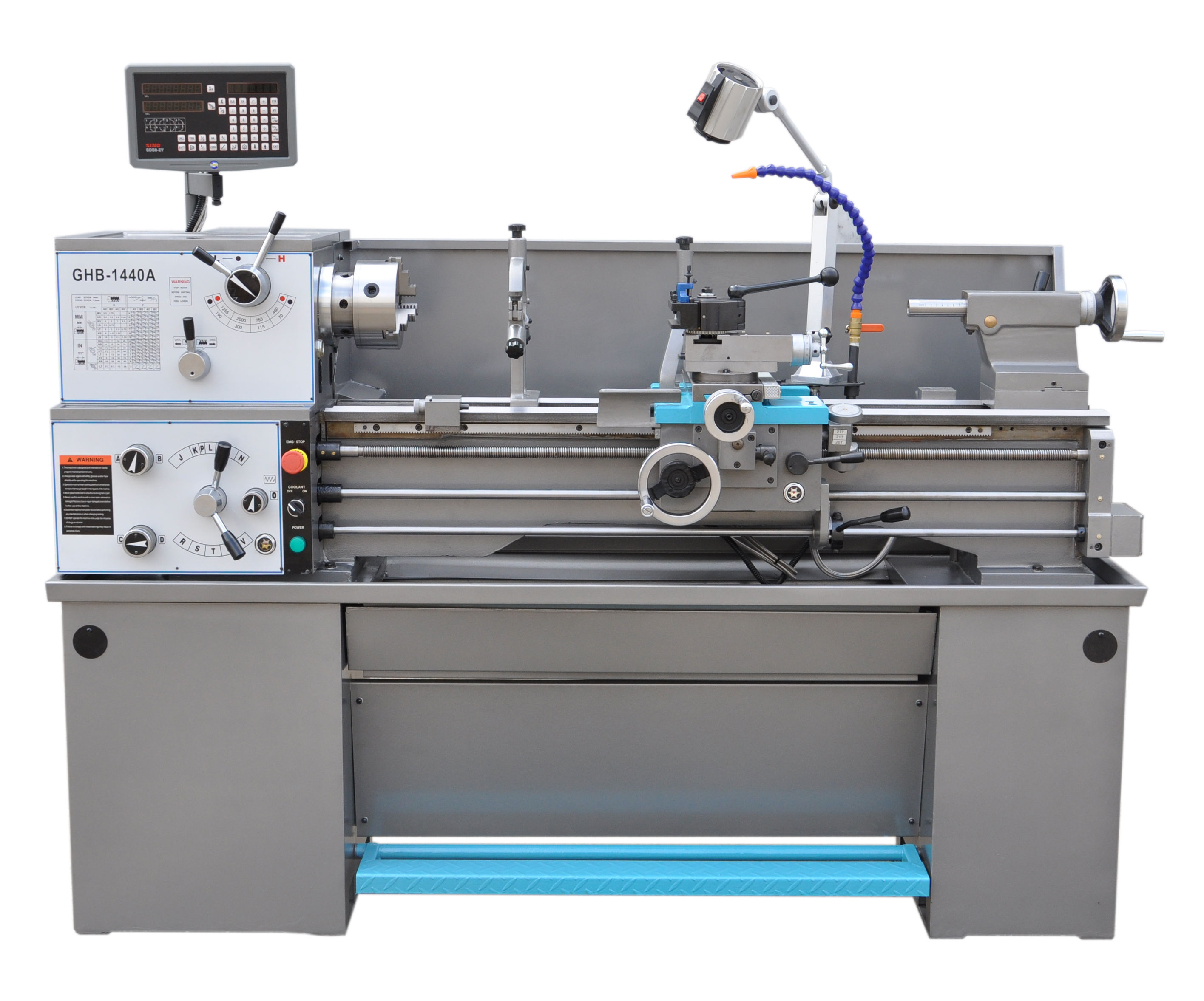 GHB-1340A bench lathes made in China