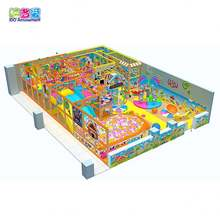 New Model Funny Time Pokemon Games Indoor Play Space With Customized Size