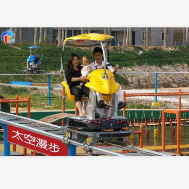 Newly Designed Amusement Space Bike for Scenery Observation Family Rides for Amusement Park Games
