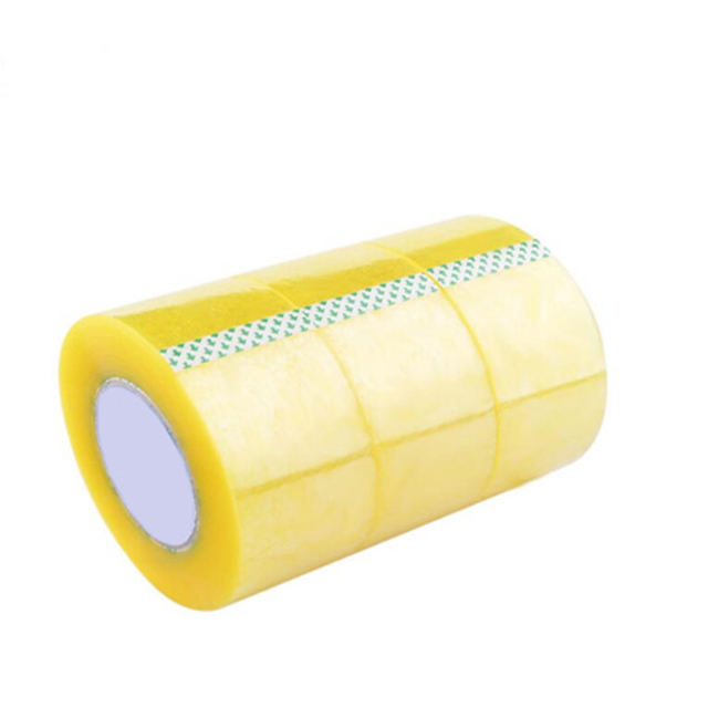 High Quality Factory Cheap Price Box Sealing Clear Carton BOPP Packing Tape